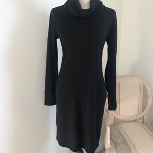 Old Navy cowl neck sweater dress.